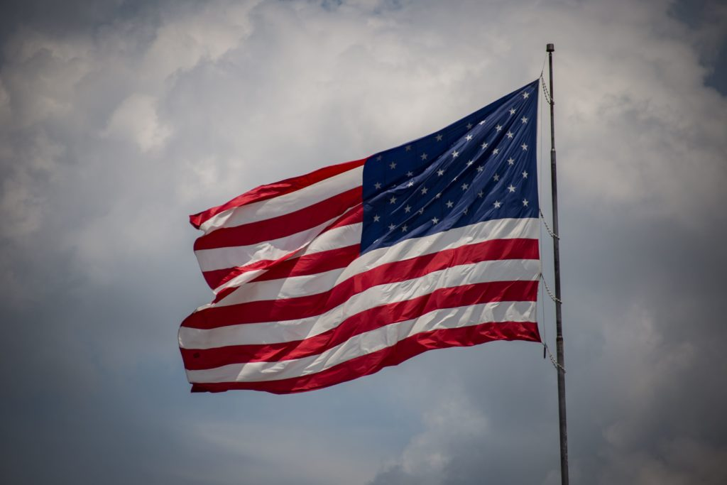 american-flag-flying-in-the-wind
